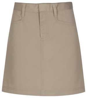 Classroom Junior's Juniors A-Line Skirt Khaki