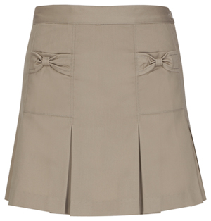 Classroom Uniforms Classroom Girl's Girls Bow Pocket Scooter Khaki