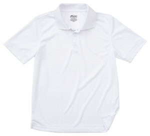 Classroom Adult Unisex Moisture-Wicking Polo Shirt (58604-SSWT) (58604-SSWT)