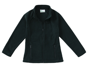Classroom Girls Fitted Polar Fleece Jacket (59102-HUN) (59102-HUN)