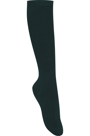 Classroom Uniforms Girls/Juniors Opaque Knee Hi Socks 3 PK Hunter Green (5HF101-HUN)