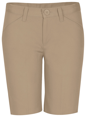 Real School Uniforms Girls Short Khaki (62073-RKAK)
