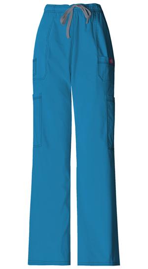 Dickies Men's Drawstring Cargo Pant Riviera Blue (81003-RVBZ)