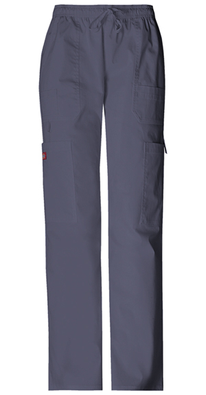 Gen Flex Men's Men's Drawstring Cargo Pant Grey