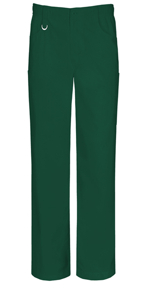 Men's Zip Fly Pull-on Pant (81111A-HUWZ)