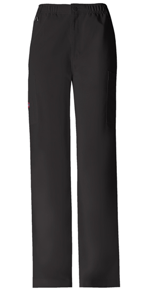 Dickies Xtreme Stretch Men's Zip Fly Pull-On Pant in Black (81210-BLKZ)
