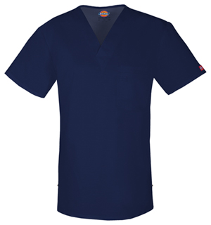 Dickies Men's V-Neck Top Navy (81800-NVWZ)