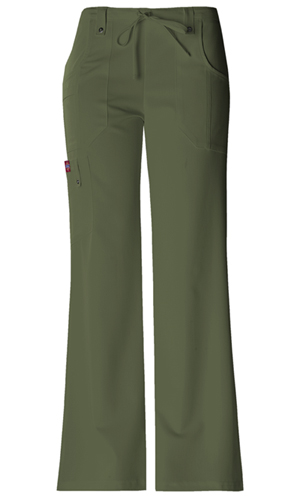 Dickies Mid Rise Drawstring Cargo Pant Olive (82011-OLWZ)