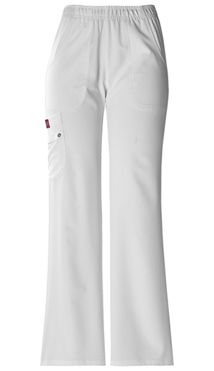 Xtreme Stretch Mid Rise Pull-On Cargo Pant (82012T-DWHZ) (82012T-DWHZ)