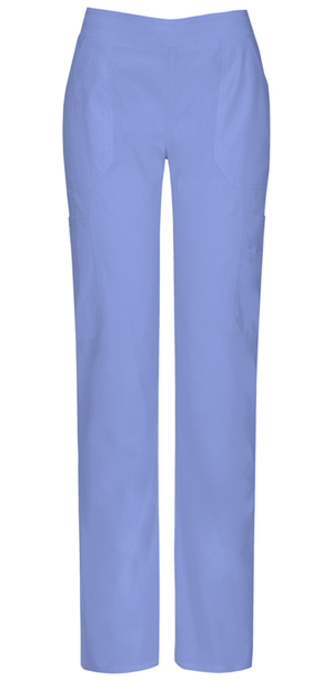 Mid Rise Moderate Flare Leg Pull-On Pant (82204AP-CIWZ)