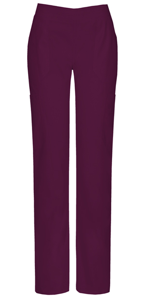 Mid Rise Moderate Flare Leg Pull-On Pant (82204AT-WIWZ)