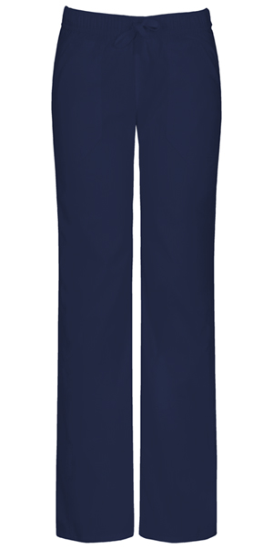 Low Rise Straight Leg Drawstring Pant (82212AP-NVWZ)