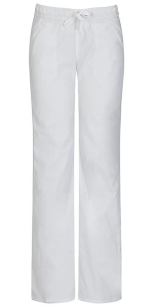 Low Rise Straight Leg Drawstring Pant (82212AP-WHWZ)