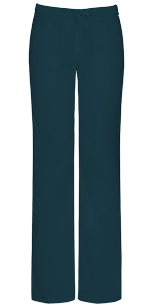 Low Rise Straight Leg Drawstring Pant (82212AT-CAR)