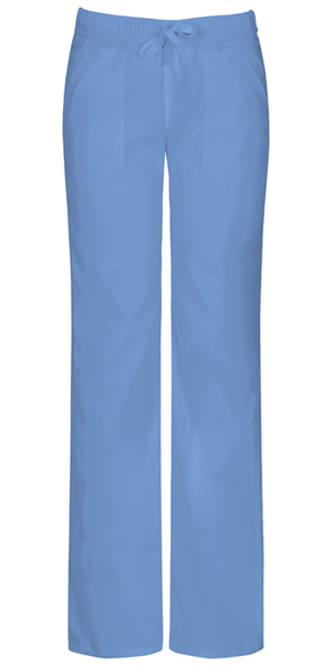 EDS Signature Stretch Low Rise Straight Leg Drawstring Pant (82212A-CIWZ) (82212A-CIWZ)