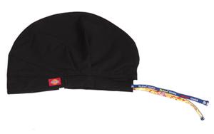 Dickies Unisex Scrub Hat Black (83566A-BLWZ)
