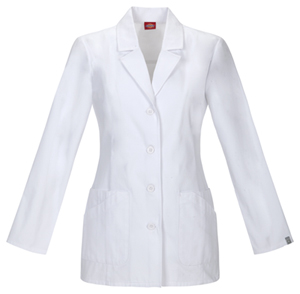 Dickies 29 Lab Coat White (84405A-WHWZ)