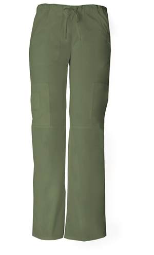 Dickies EDS Signature Low Rise Drawstring Cargo Pant in Olive (85100P-OLWZ)