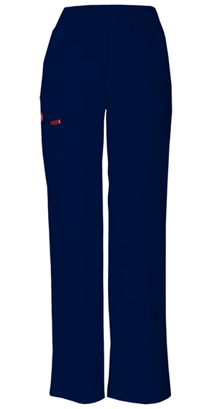 Natural Rise Tapered Leg Pull-On Pant (86106T-NVWZ)