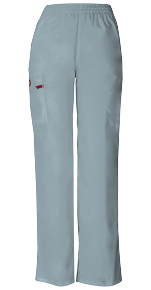 Dickies Dickies EDS Signature Women's Natural Rise Tapered Leg Pull-On Pant Gray