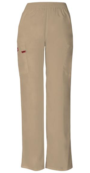 Dickies Natural Rise Tapered Leg Pull-On Pant Dark Khaki (86106-KHIZ)