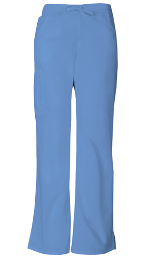 Dickies Mid Rise Drawstring Cargo Pant Ciel Blue (86206-CIWZ)