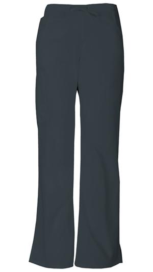 Dickies Mid Rise Drawstring Cargo Pant Pewter (86206-PTWZ)