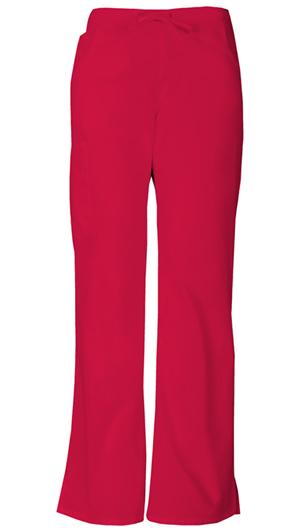 Dickies Mid Rise Drawstring Cargo Pant Red (86206-REWZ)
