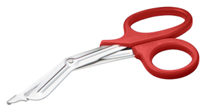 "Fashion Accessories Medicut Shears 7 1/4"" (AD320Q-RED) (AD320Q-RED)"