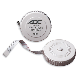 ADC Unisex Woven Tape Measure Neutral