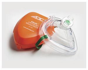 Medical Adsafe CPR Resuscitator (AD4053Q-STD) (AD4053Q-STD)