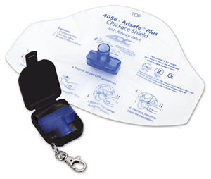 Medical Adsafe Face Shield Plus w/keychain (AD4056Q-BK) (AD4056Q-BK)