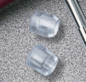 ADC Unisex Eartips Soft Neutral