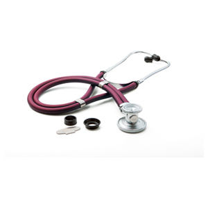 ADC ADSCOPE641 Sprague Rappaport Stethoscope Magenta (AD641Q-MGT)