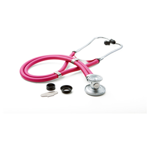 critical care cardiology ADSCOPE641 Sprague Rappaport Stethoscope (AD641Q-NEP) (AD641Q-NEP)