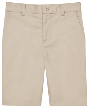 Classroom Uniforms Flat Front Short Khaki (CR201X-KAK)