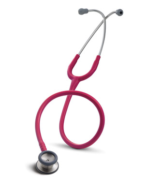 Littmann Unisex Littmann Classic II S.E. Pediatric Red