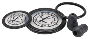 Littmann Littmann Spare Parts Kit Cardiology III Black (L40003-BK)