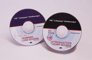 Unisex Littmann Edu CD Learning Lung Sounds Neutral