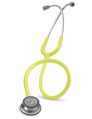 Littmann Classic III Monitoring Stethoscope Lemon-Lime (L5839-LL)