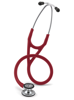 Littmann Cardiology IV Diagnostic Stethoscope MF Burgundy (L6170MF-BD)