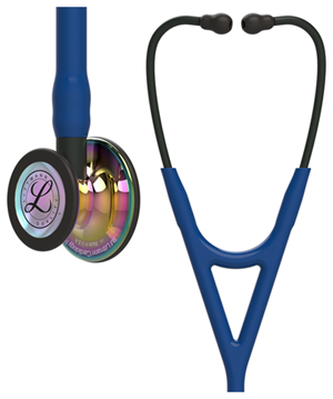 Littmann Cardiology IV Diagnostic Stethoscope HP Navy (L6242HPRB-NVY)