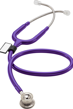 MDF MDF MD One Infant Stethoscope Purple Rain (MDF777I-8)