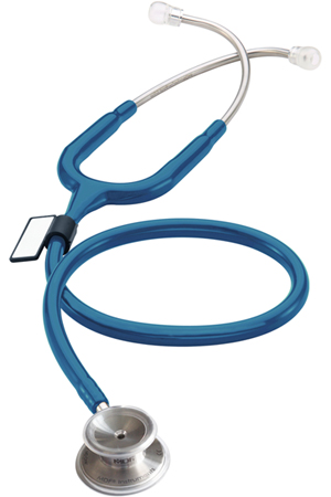 MDF MDF MD One Stainless Steel Stethoscope Maliblu (Royal Blue) (MDF777-10)
