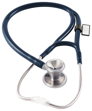 MDF MDF Classic Cardiology Stethoscope Abyss(Navy) (MDF797T-4)