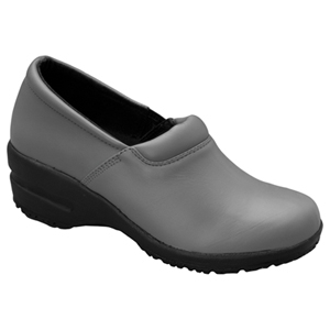 Cherokee Socks & Hosiery Women's SR Fashion Leather Step In Footwear Grey