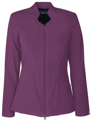 Sapphire Melrose Notched Jacket Wine (SA300A-WIN)