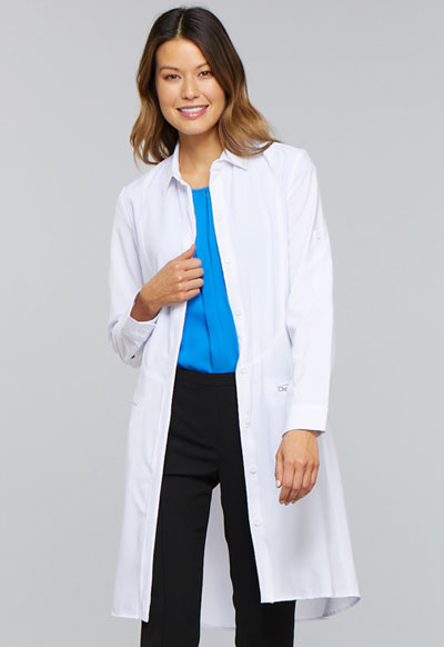 Infinity Women's 40 Lab Coat White