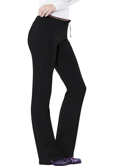 Break on Through Women's Low Rise Drawstring Pant Black