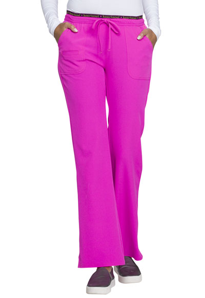 Break on Through Women Low Rise Drawstring Pant Purple